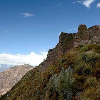 Pre-Inca Fort