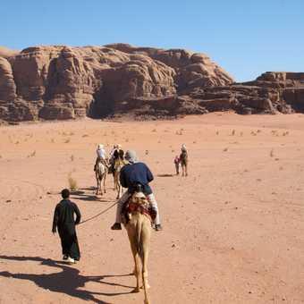 Wadi Rum here we come!