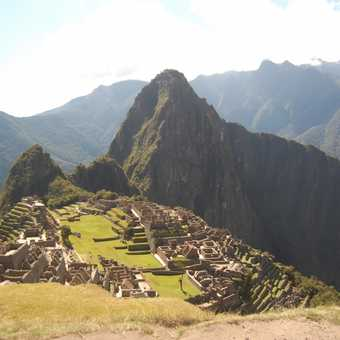 Machu Picchu extension