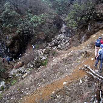 Descent to Tshoka