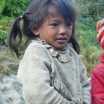 Nepali Gurung girl