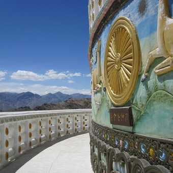 Leh Pagoda
