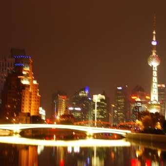 Reflections in Shanghai