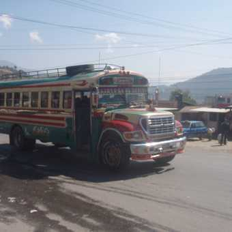 Local transport Guatemala
