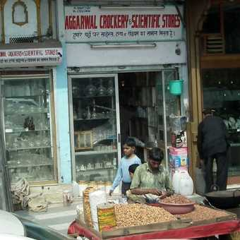 old delhi shop