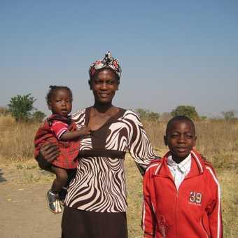 Beautiful Beatrice & Children