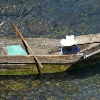 Junior fisherman