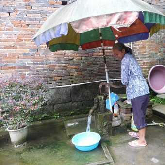 Local farmer in Yangshou