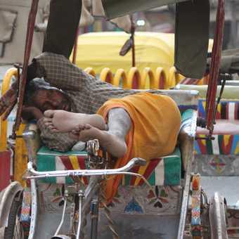 Girl at Varanasi