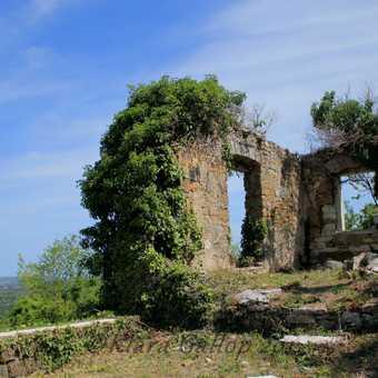 Ruins at Buje