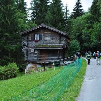 Champex to La Fouly