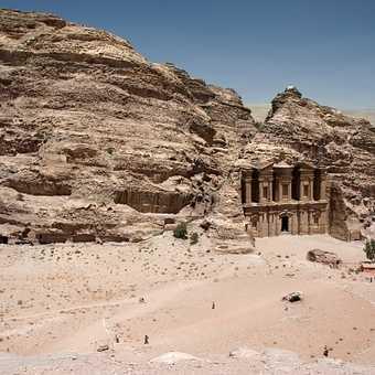 Petra - the Monastery - the climb is worth it!