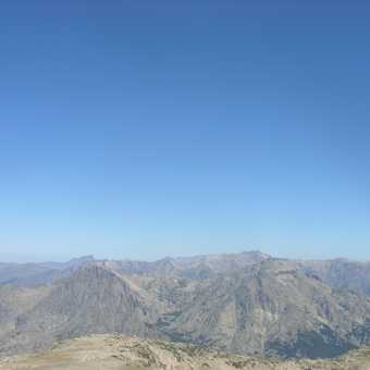 Col de Bavella ascent