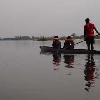 Mokoro Ride on the Okavango River