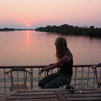 Zambezi sunset - Zambia
