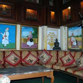 Inside Amber Palace