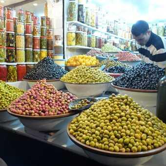 Olives Marrakech