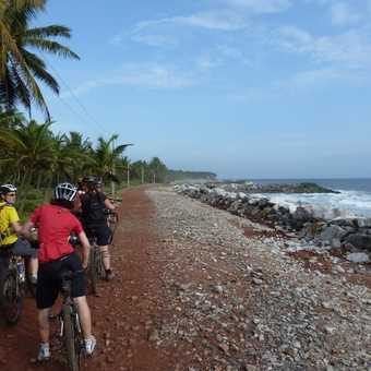 Coastal cycle