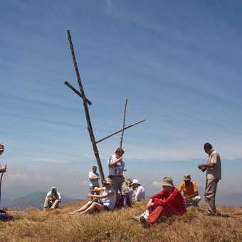 The Summit of Maparrain Hill