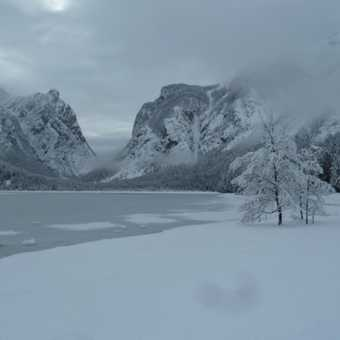 Toblachsee Christmas