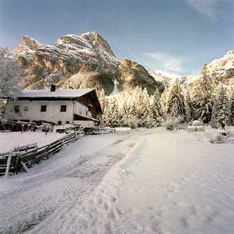 Day 1 Gschnitz valley - return to Trins
