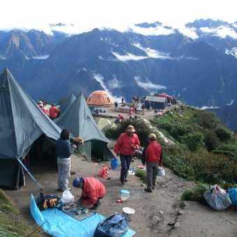 inca trail camp 3