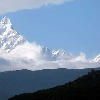 Machhapuchhare (Fishtail mountain)