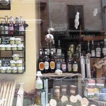 lovely local shops in the old town