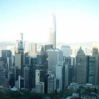 Hong Kong Skyline Day