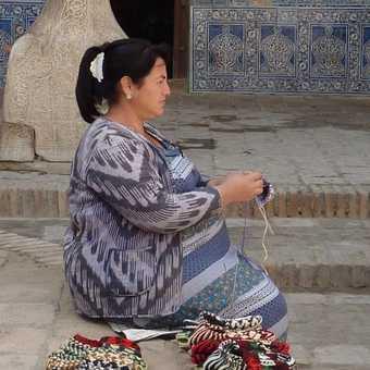 Khiva patterns