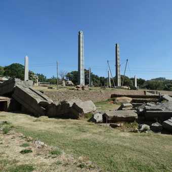 Stalae Axum