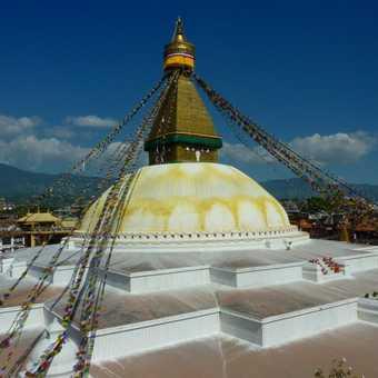 Kathmandu - Swayambhunath Stupa