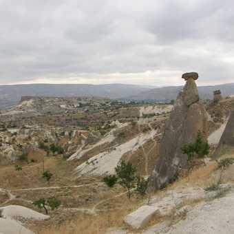 A castle in Cappodocia