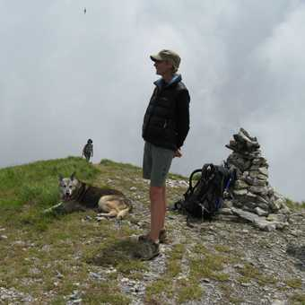 Monte Sumbra June 2010