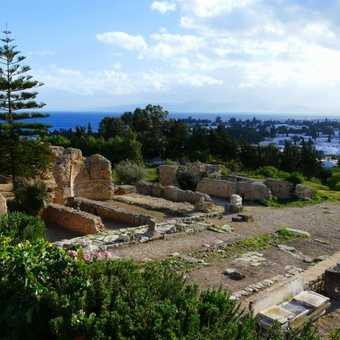 Carthage - General View