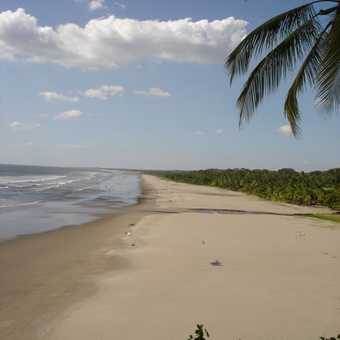 Beach - Montelimar, Nicaragua