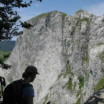 Monte Sumbra Ridge