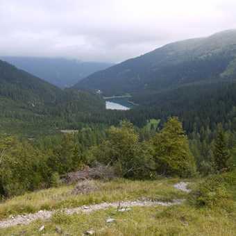 Obernberger See View