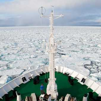 Vavilov Traveling Through Heavy Ice