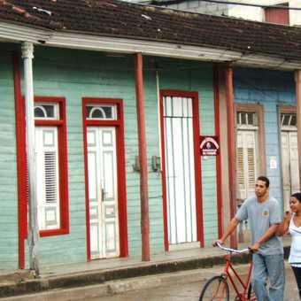 Baracoa houses