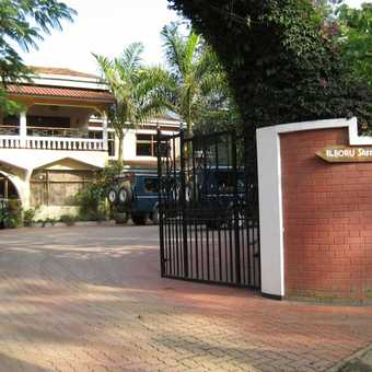 Lodge at Arusha
