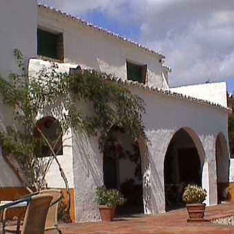 Andalucian villa