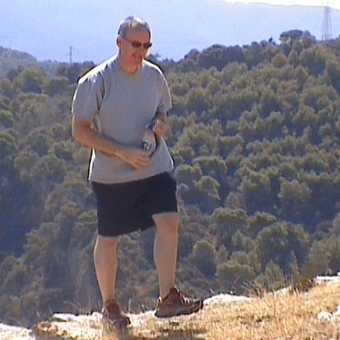 Rickard conquers Andalucian peak