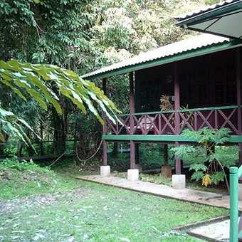Accommodation at Mulu