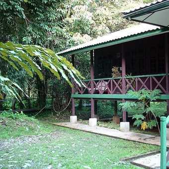 Accommodation at Mulu