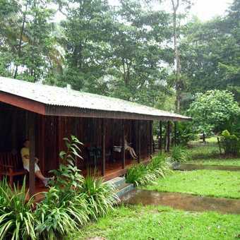 Rain at Laguna Lodge