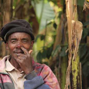 One of the Uganda locals!
