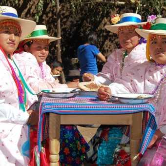 Local village fiesta