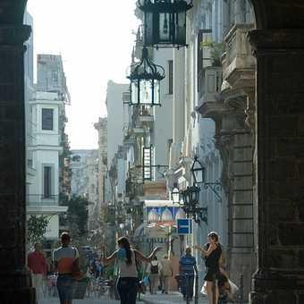 Back streets - Havana