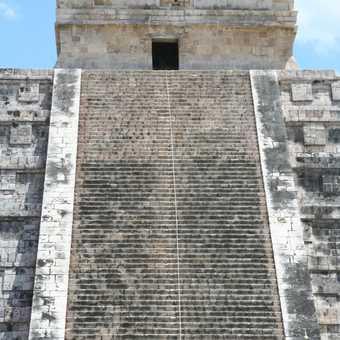 Platform of the Skulls, Chichén Itzá